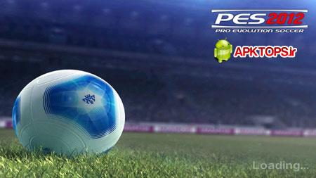 فوتبال 2012 با گرافیک خیره کننده به همراه فایل دیتا PES 2012+data