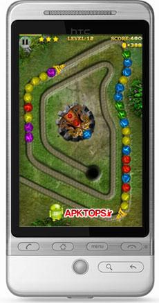 بازی مهیج  Marble Blast با گرافیک بالا برای آندروید MarbleBlast For android