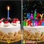 دانلود نرم افزار خاموش کردن شمع ها با فوت کردن برای آندروید Happy Birthday Cakes 2.0.3
