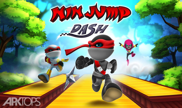NinJump-Dash