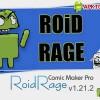 دانلود نرم افزار ساخت کمیک های طنز و ترول برای آندروید RoidRage Comic Maker Pro 1.21.2