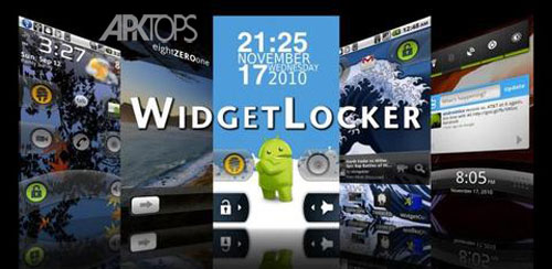 WidgetLocker Lockscreen 2.4.3 Final