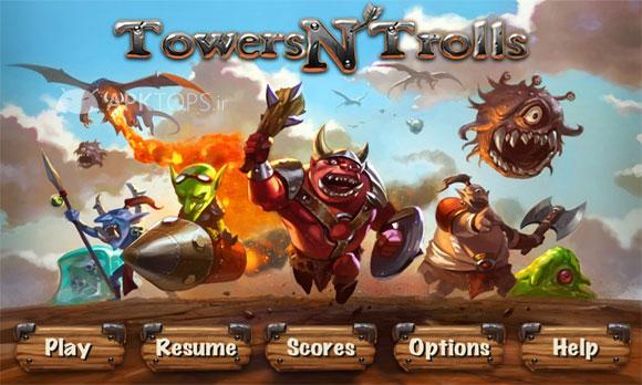 Towers N' Trolls 1.6.4