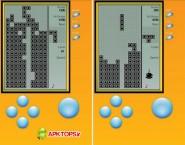 دانلود بازی خاطره انگیز آتاری دستی برای آندروید Tetris Classic Brick Game 5.0
