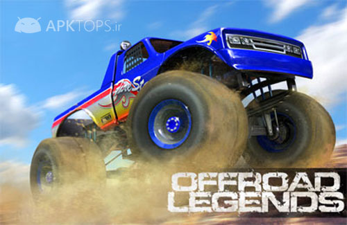 Offroad Legends 1.3.5+mod