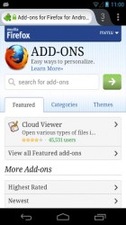 Firefox Browser for Android 3