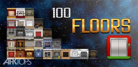 100 Floors دانلود بازی صد طبقه برای اندروید