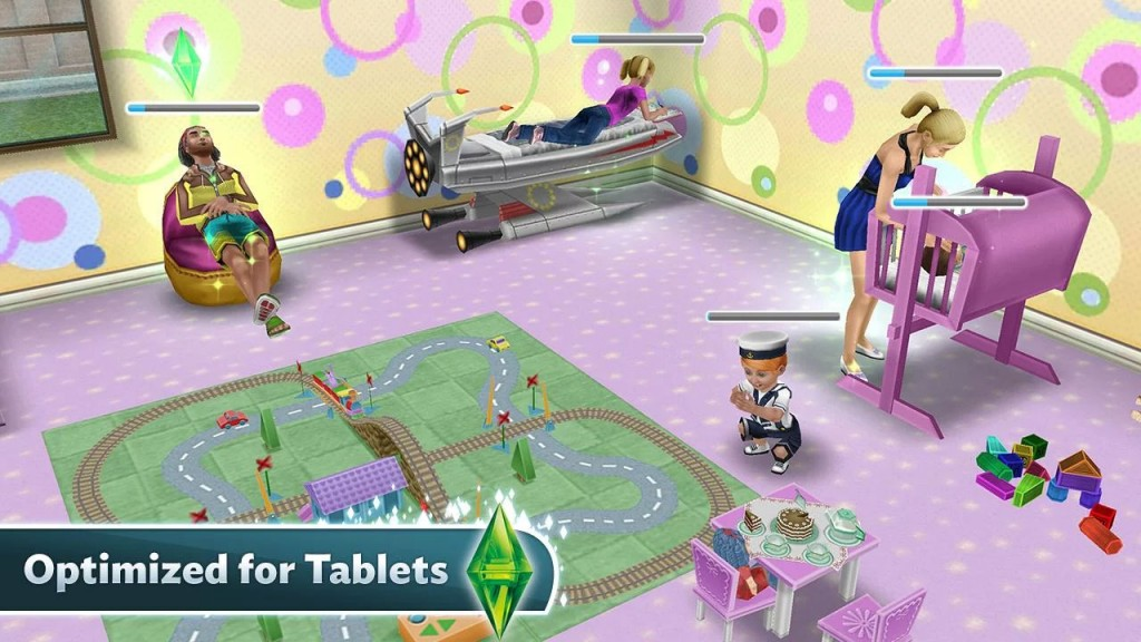 The-Sims--FreePlay-2