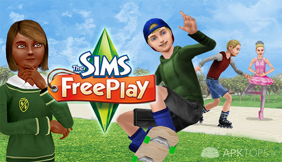 The-Sims--FreePlay