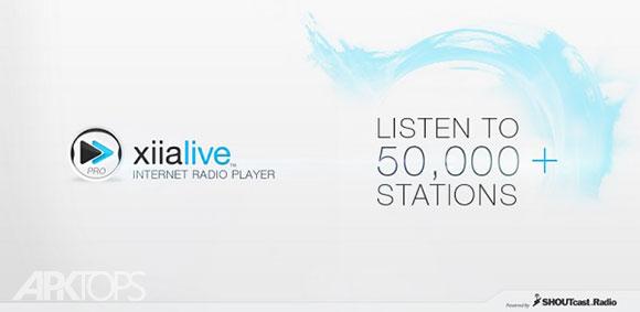 XiiaLive™-Pro-Internet-Radio