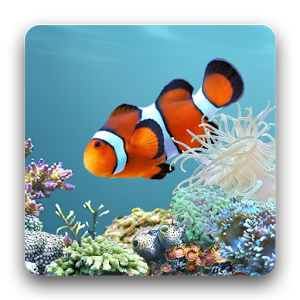 aniPet Aquarium Live Wallpaper
