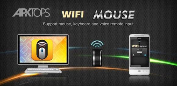 دانلود WiFi Mouse Pro 1.6.1 نرم افزار کنترل ماوس و کیبورد کامپیوتر از طریق اندروید