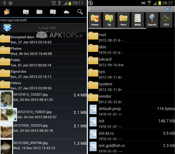 AndroZip™ Pro File Manager 4.7