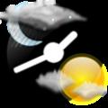 دانلود نرم افزار جالب هواشناسی و ساعت به صورت ترکیبی برای آندروید Weather Clock FULL 1.5