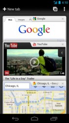 Chrome Browser Android 1