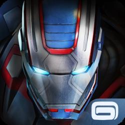 دانلود بازی گرافیکی و فوق العاده زیبای مرد آهنی به همرا دیتا برای اندروید Iron Man 3 The Official Game 1.5.0l