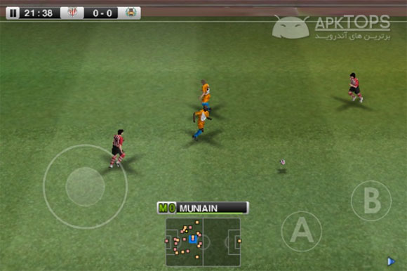 PES 2012 Pro Evolution Soccer 1.0.52