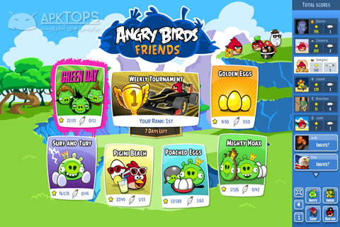 Angry Birds Friends 1.0.0 (2)