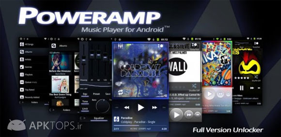 Poweramp Music Player 2.0.9 Build 555 Full