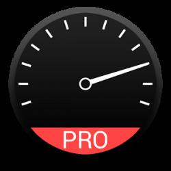 دانلود نرم افزار سرعت سنج و کیلومتر شمار اتومبیل و کلیه وسایل نقلیه متحرک برای اندروید SpeedView Pro
