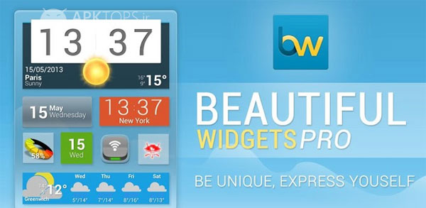 Beautiful Widgets Pro 5.6.1 b12