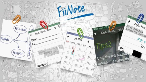 FiiNote, note everything(New!) 9.5
