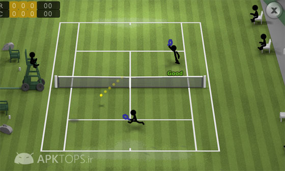 Stickman Tennis 1.3 Full (2)