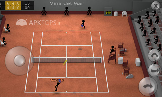 Stickman Tennis 1.3 Full