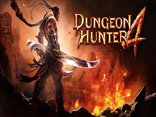 Dungeon Hunter 4 1.1.0