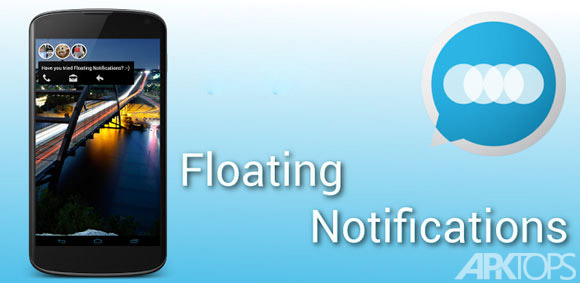 Floating-Notifications