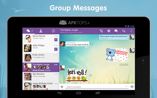 Viber  Free Calls & Messages 4.0.0.1707