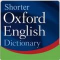 Oxford Shorter English Dict 4.3.059