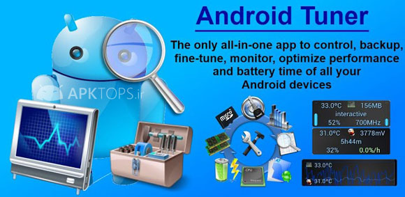 Android Tuner 0.7.2