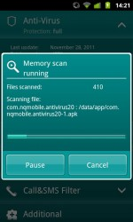 Kaspersky Mobile Security 1