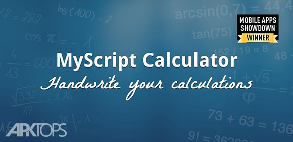 MyScript-Calculator-cover