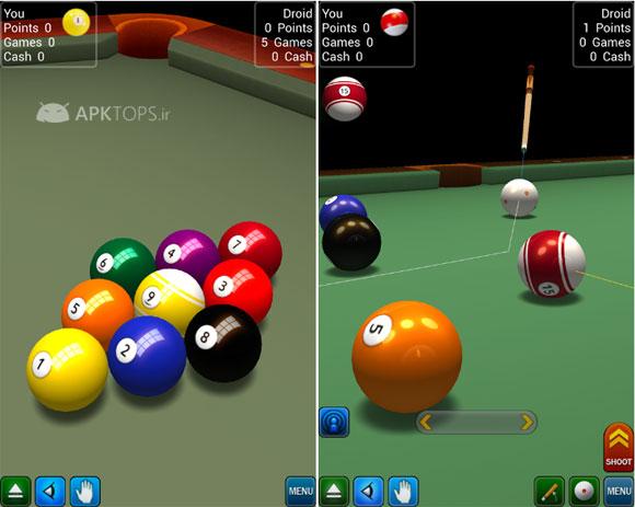 Pool Break Pro 3D Pool Snooker 2.3.6