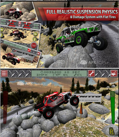 ULTRA4 Offroad Racing 1.03