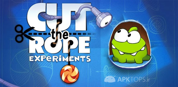 Cut the Rope Experiments HD 1.7.2