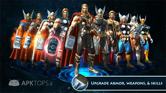 Thor TDW – The Official Game 1.2.0n