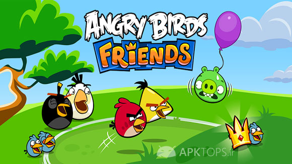 Angry Birds Friends 1.4.2
