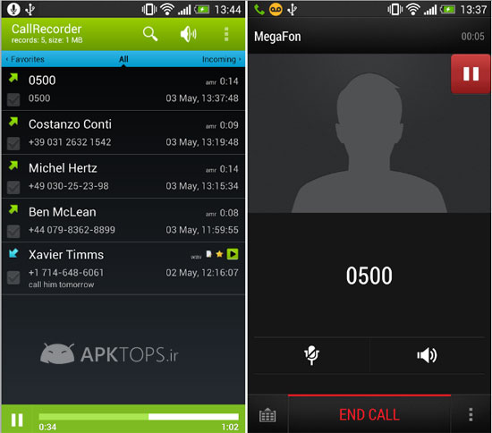 Call Recorder FULL 1.5.2