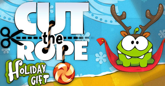 Cut the Rope Holiday Gift 1.6  (2)