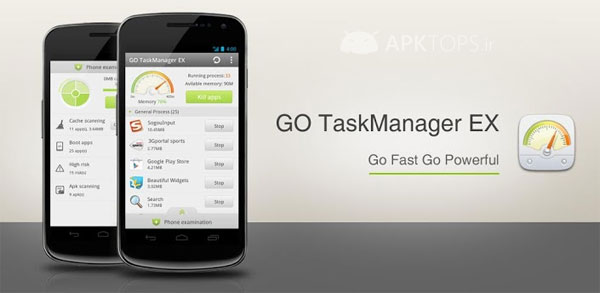 GO Cleaner & Task Manager PRO 3.91