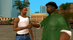 Grand Theft Auto San Andreas 1