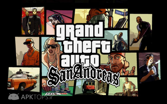 Grand Theft Auto San Andreas 1.02
