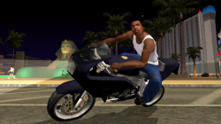 Grand Theft Auto San Andreas 4