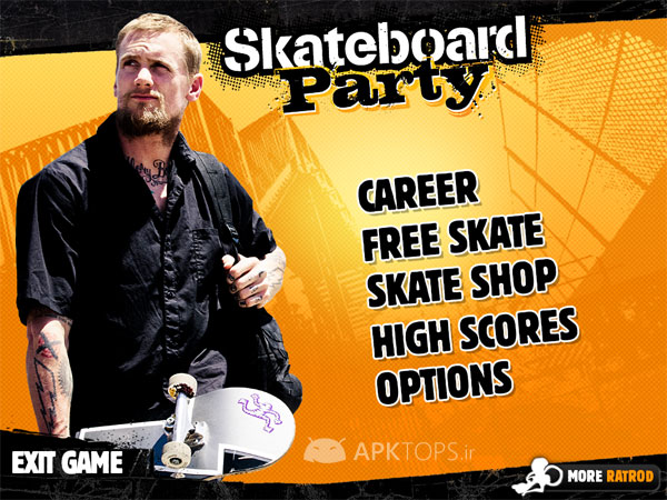 Mike V Skateboard Party HD 1.32