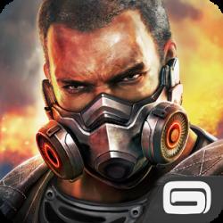 دانلود Modern Combat 4: Zero Hour 1.1.7c+mod بازی مدرن کامبت 4 بهترین بازی اکشن اندروید+دیتا