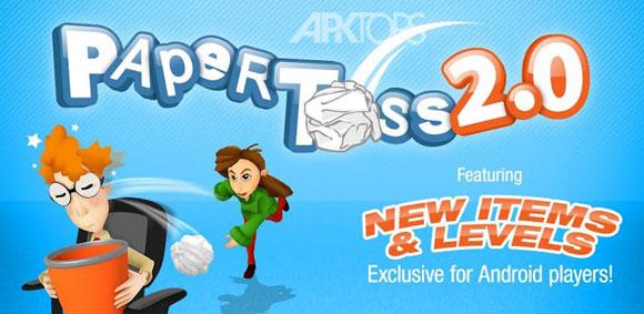 Paper Toss 2.0 1.0.2