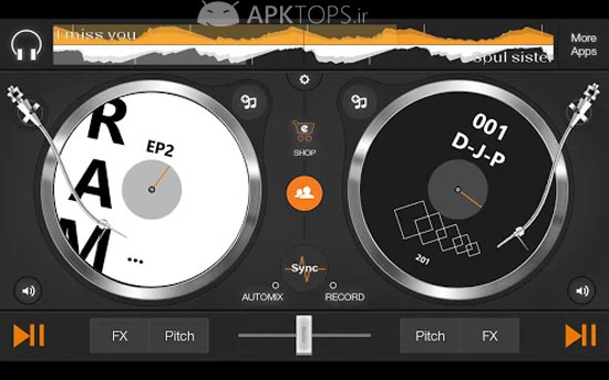 edjing Premium - DJ Mix studio 2.2.0 Full Unlock
